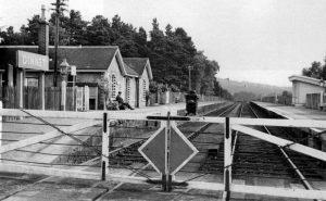 dinnet station